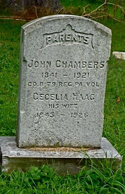 Cecelia <i>Haag</i> Chambers