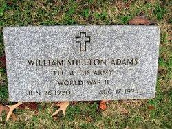 William Shelton Adams