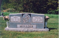 Thelma <i>Bishop</i> Moulder