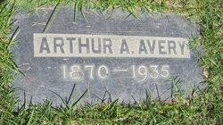 Arthur A Avery