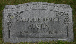 Marjorie <i>Rempel</i> Austin