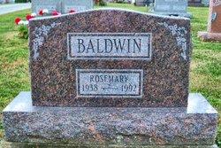 Rosemary <i>Beardsley</i> Baldwin