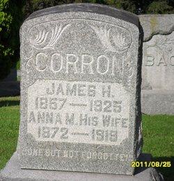 Anna M Corron