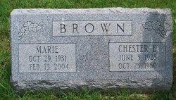 Marie Brown Lucas