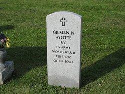 Gilman N Ayotte