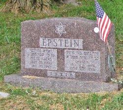 Jessie <i>Sacks</i> Epstein