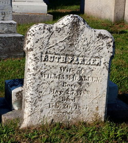 Ruth <i>Parker</i> Allen