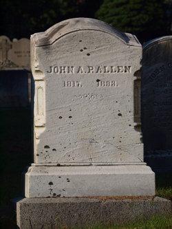 John Avery Parker Allen