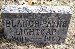 Blanche <i>Payne</i> Lightcap