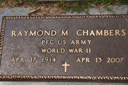 Raymond M Chambers