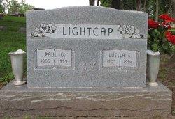 Luella E. <i>Miller</i> Lightcap