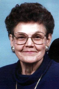 Mrs Edith G <i>Renfrow</i> Burns