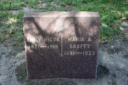 Maria A <i>Dayton</i> Groffy