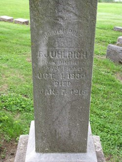 Francis Joseph Uhlrich
