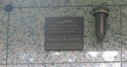 Ruth T <i>Hildebrandt</i> Albers
