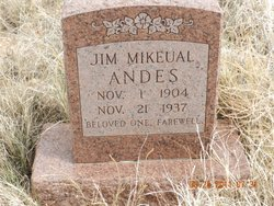 Jim Mikeaul Andes