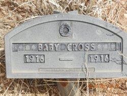 (Baby) Cross
