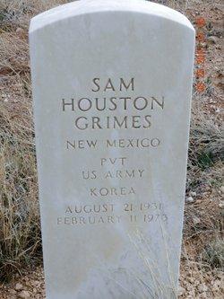 Sam Houston Grimes