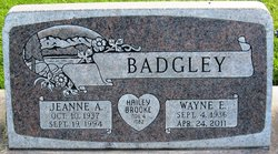Hailey Brooke Badgley
