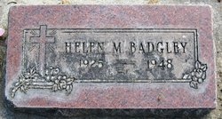 Helen Marie Badgley