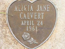 Alicia Jane Calvert