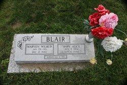 Mary Alice <i>Sampson</i> Blair