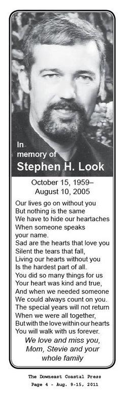 Stephen Howard Look, Sr