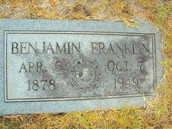Benjamin Franklin Ben Atkinson, Sr
