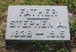 Pvt Stephen Almyron Aldrich
