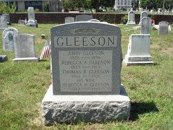 Rebecca A <i>Brown</i> Gleeson