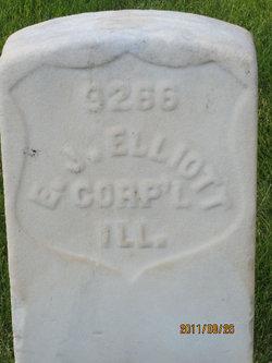 Corp Eliser J. Elliott