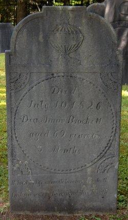 Deacon Amos Brockett