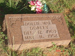 Dollie Mae <i>Pounds</i> Dorley