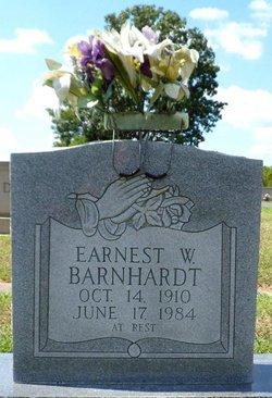 Ernest Willie Barnhardt