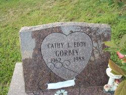 Cathy L. <i>Eddy</i> Gorbey