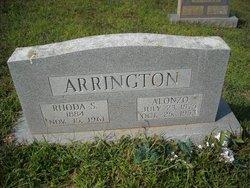 Elbert Alonzo Lon Arrington