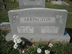 Thomas Alvin Doogan Arrington