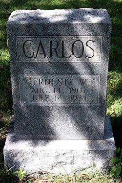 Ernest W Carlos