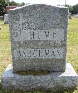 Shirley <i>Hume</i> Bauchman