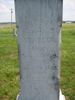 Thomas Jefferson Staples