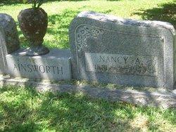 Nancy A <i>Meadows</i> Ainsworth