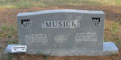 Louie Oyer Musick