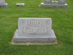 Henry F Bellm, Jr