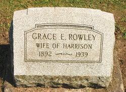 Grace Elizabeth <i>Waters</i> Rowley