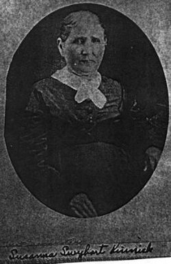 Susanna Susan <i>Schwyhart</i> Kinnick