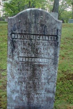 Barzellai Gannett