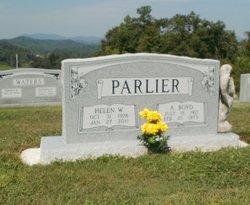 Arthur Boyd Parlier