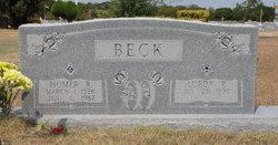 Homer Roy Beck