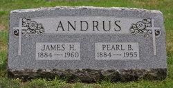 Pearl <i>Howland</i> Andrus