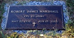 Robert J Marshall